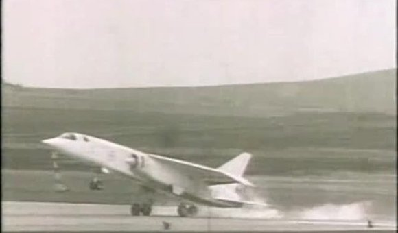 Preview thumbnail for video'The TSR-2 in Flight