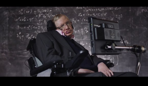 Preview thumbnail for video'Stephen Hawking Congratulates the LIGO Team on Winning the 2016 American Ingenuity Award in Physical Sciences