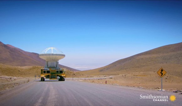 Preview thumbnail for video'These antennas weigh 100 tons each