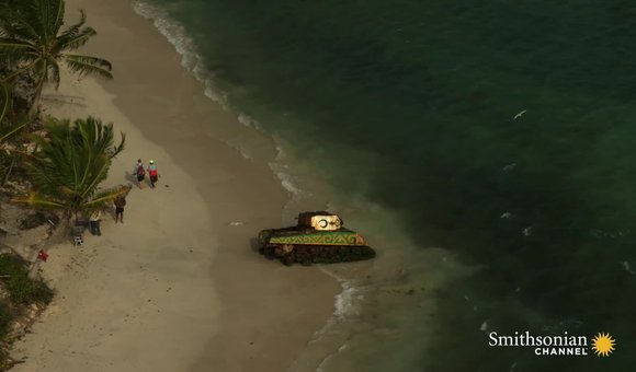 Preview thumbnail for video'What are these abandoned tanks doing in Puerto Rico?