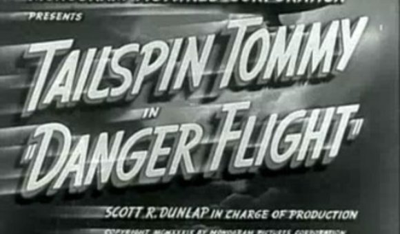 Preview thumbnail for video'Danger Flight (1939)