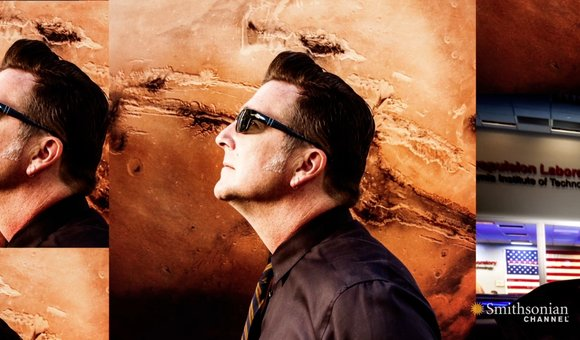 Preview thumbnail for video'Smithsonian Ingenuity Awards 2013: Adam Steltzner of the Mars Rover Team