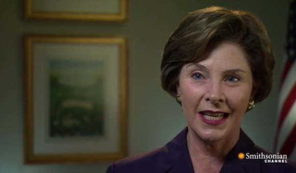Preview thumbnail for video'Laura Bush Remembers Sept. 11