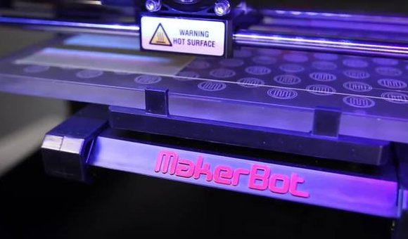 Preview thumbnail for video'SmartNews: 3D Printers in Space