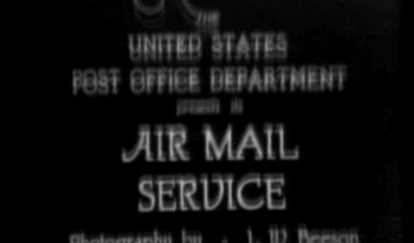 Preview thumbnail for video'Air Mail Service ca. 1923