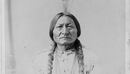 Where Sitting Bull and Crazy Horse Defeated Colonel Custer