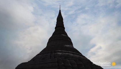 How Buddha's Hair Inspired Burma's Most Sacred Site