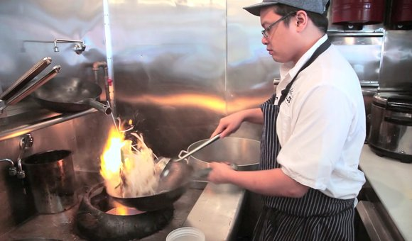 Preview thumbnail for video'In the Kitchen With Top Chef Dale Talde