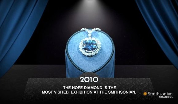 Preview thumbnail for video'The Mystery of the Hope Diamond