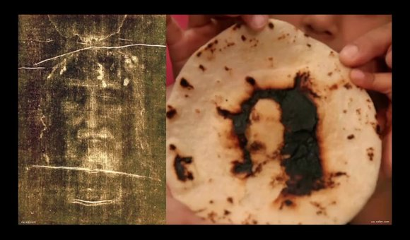 Preview thumbnail for video'Christ on a Cracker! (Apophenia, Pareidolia and Conspiracy Paranoia)