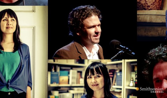 Preview thumbnail for video'Smithsonian Ingenuity Awards 2013: Dave Eggers and Mimi Lok