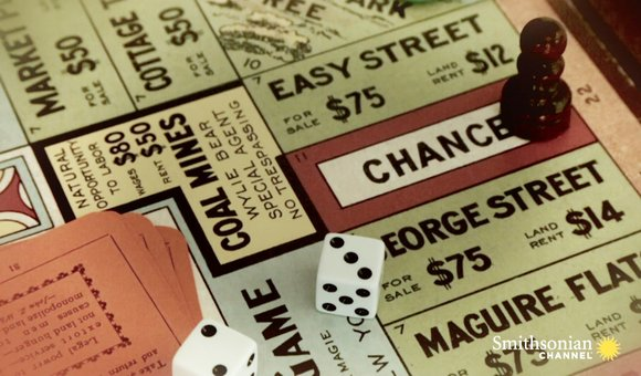 Preview thumbnail for video'This Woman Invented Monopoly to Combat Greed