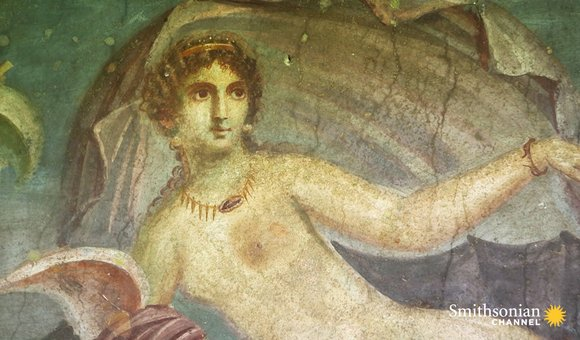 Preview thumbnail for video'Mary Beard on Pompeii's Showiest Family