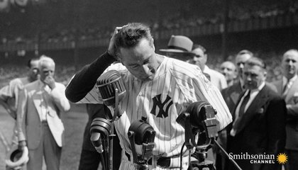 Lou Gehrig's Toughest Day in Yankee Stadium