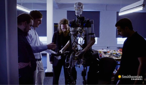 Preview thumbnail for video'How to Teach a Robot to Walk