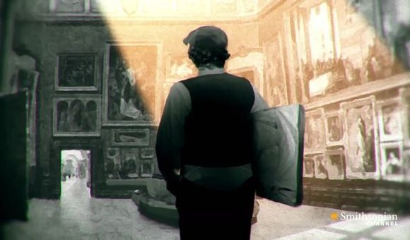 Preview thumbnail for video'The Man Who Stole the Mona Lisa